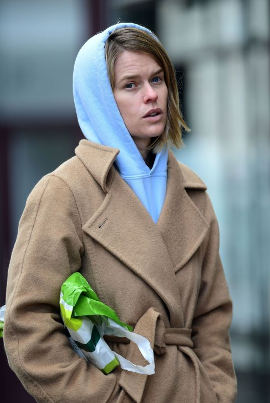 ALICE EVE Out Shopping in London 04/01/2020