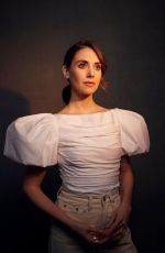 ALISON BRIE at a Photoshoot, January 2020