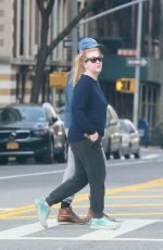 AMY SCHUMER and Chris Fischer Out and About in New York 04/02/2020