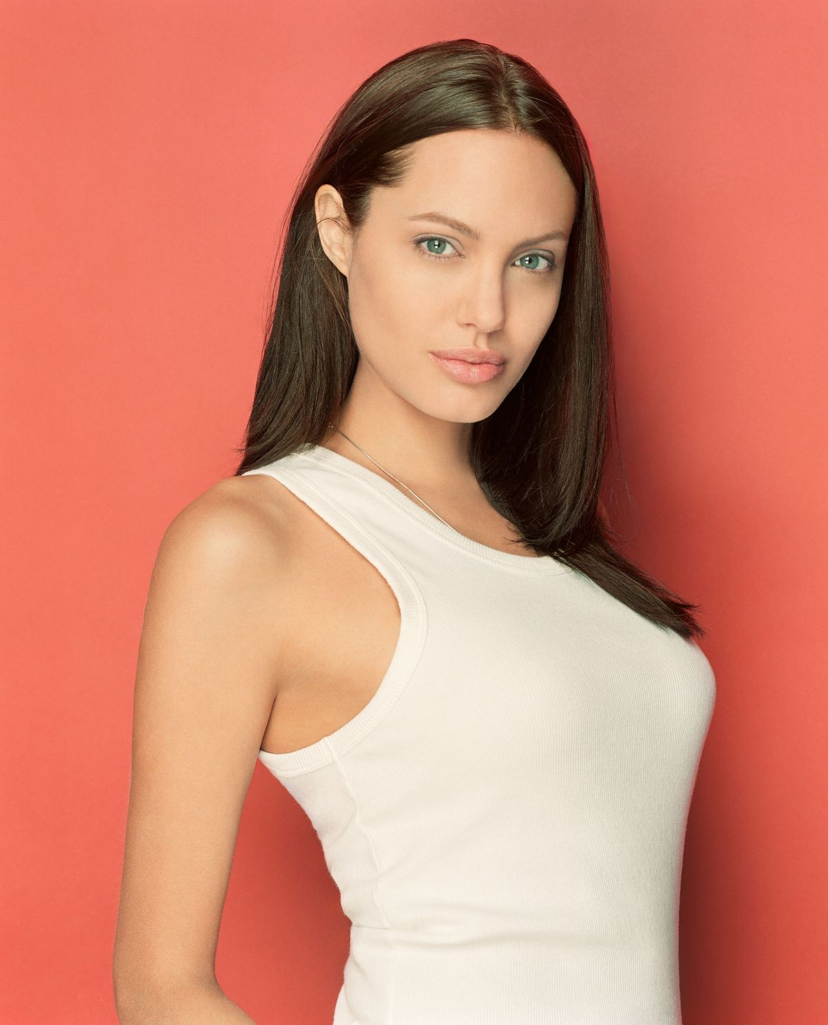 ANGELINA JOLIE for Marie Claire, 2001 - HawtCelebs