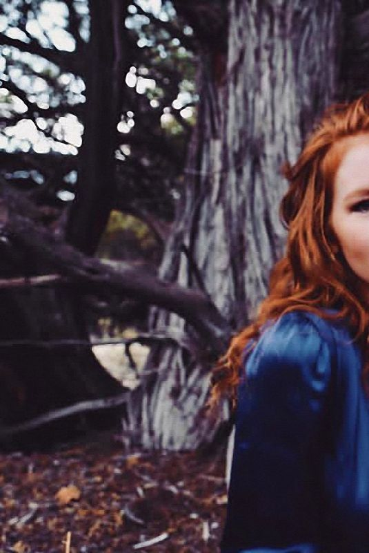 ANNALISE BASSO at a Photoshoot, April 2020