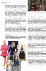 ANYA TAYLOR-JOY in Elle Magazine, April 2020