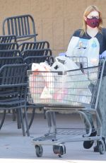 ARIEL WINTER Out Shopping in Los Angeles 04/26/2020
