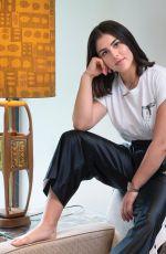 BIANCA ANDREESCU for WTA Raquet Magazine, Her True Self Series 2020