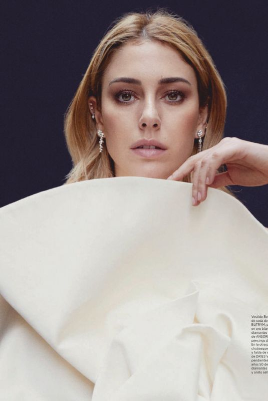 BLANCA SUAREZ in Harper's Bazaar Magazine, Spain May 2020