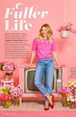 CANDACE CAMERON BURE in Good Housekeeping Magazine, May 2020