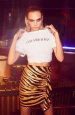 CARA DELEVINGNE for Cara D x Nasty Gal 2019 Campaign