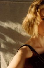 CAREY MULLIGAN in The Edit by Net-a-porter, April 2020