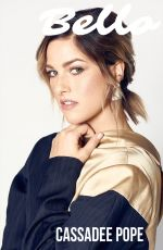 CASSADEE POPE for Bello Magazine, March 2020