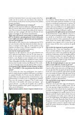 CATE BLANCHETT in Grazia Magazine, Italy April 2020