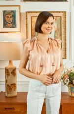 CATHERINE BELL for Her Jewelry, March 2020