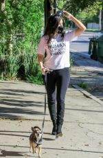 CELESTE THORSON Out and About in Los Angeles 04/21/2020