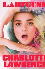 CHARLOTTE LAWRENCE ffor Ladygunn Magazine, April 2020
