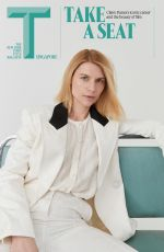 CLAIRE DANES in T Magazine, Singapore May 2020