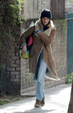 CRESSIDA BONAS Out and About in Notting Hill 03/30/2020