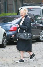 DEBORRA-LEE FURNESS Out and About in New York 03/31/2020
