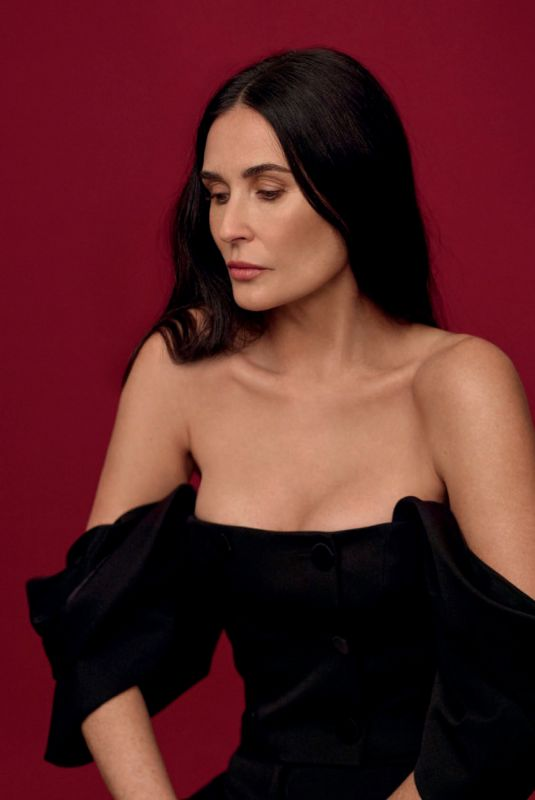 DEMI MOORE in Vogue Magazine, Spain May 2020