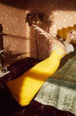 ELLE FANNING in Vanity Fair Magazine, April 2020