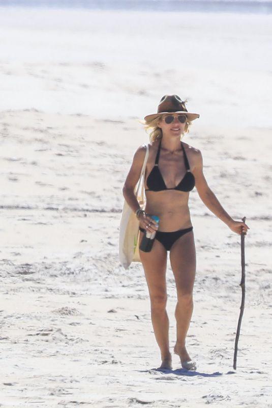 ELSA PATAKY in Bikini Out at a Beach at Byron Bay 04/06/2020