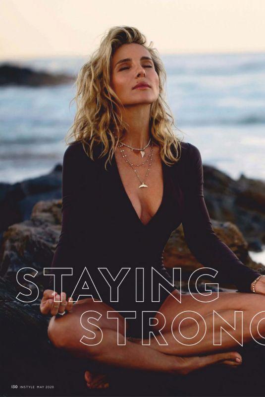 ELSA PATAKY in Instyle Magazine, Australia May 2020