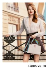 EMMA STONE for Louis Vuitton Pre-fall 2020