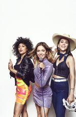ESTER EXPOSITO, DANNA PAOLA, MINA EL HAMMANI CLAUDIA SALAS and GEORGINA AMOROS in Cosmopolitan Magazine, Spain May 2020