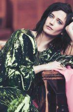 EVA GREEN in The Telegraph Magazine, April 2020