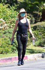 GOLDIE HAWN Out Hiking in Brentwood 04/11/2020