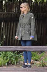 GWYNETH PALTROW and Brad Falchuk Out in Los Angeles 04/10/2020