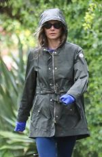 GWYNETH PALTROW Out and About in Los Angeles 04/10/2020