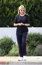 GWYNETH PALTROW Out and About in Pacific Palisades 03/31/2020
