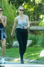 GWYNETH PALTROW Out for Morning Walk in Beverly Hills 04/02/2020