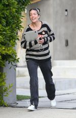 HALSEY Out and About in Sherman Oaks 04/20/2020