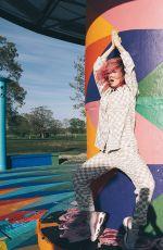 HAYLEY WILLIAMS for Nylon Magazine, April 2020