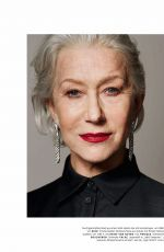 HELEN MIRREN in Vogue Magazine, Germany May 2020