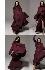 IRIS BERBEN in Vogue Magazine, Germany May 2020