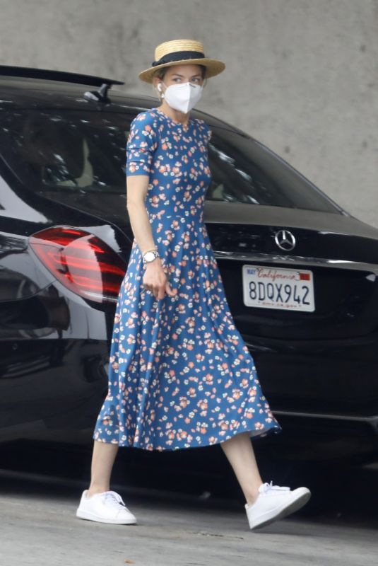 JAIME KING Out and About in West Hollywood 04/29/2020