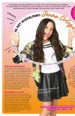 JENNA ORTEGA in Tina Magazine, Netherlands April 2020