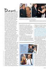 JENNIFER ANISTON in Petra Magazine, May 2020