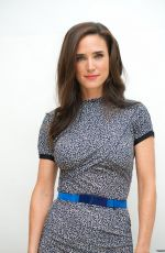 JENNIFER CONNELLY at 9 Press Conference in Beverly Hills 08/21/2009