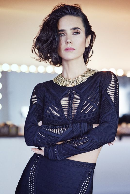 JENNIFER CONNELLY for The Edit Magazine, February 2014