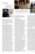 JENNIFER LAWRENCE in F Magazine, April 2020