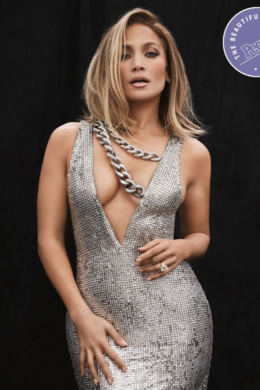 JENNIFER LOPEZ in People Magazine's 30th Anniversary Most Beautiful Issue, May 2020