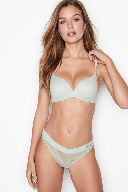JOSEPHINE SKRIVER for Victoria's Secret, April 2020