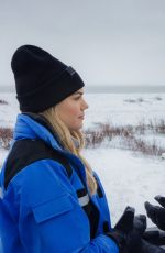 KATE UPTON for Canada Goose, Spring 2020