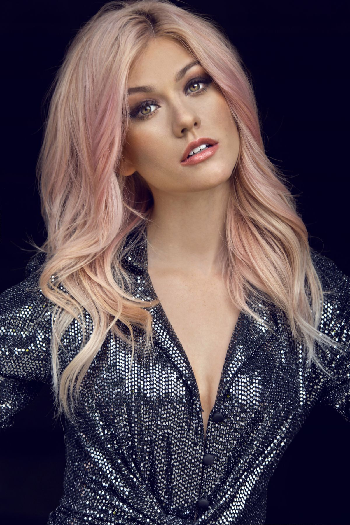 Katherine Mcnamara In Qp Magazine March 2020 Hawtcelebs