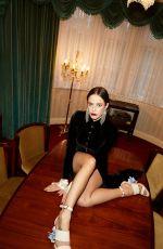 KAYA SCODELARIO for Schon! Magazine, February 2020