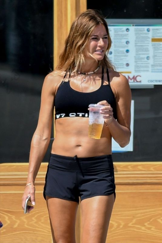 KELLY BENSIMON Out and About in Palms Beach 04/23/2020