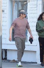 KELLY GALE and Joel Kinnaman Out in Los Angeles 04/02/2020