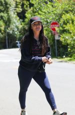 KYLE RICHARDS Out and About in Los Angeles 04/11/2020